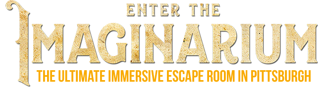 Enter the Imaginarium: Pittsburgh Escape Room Game Logo